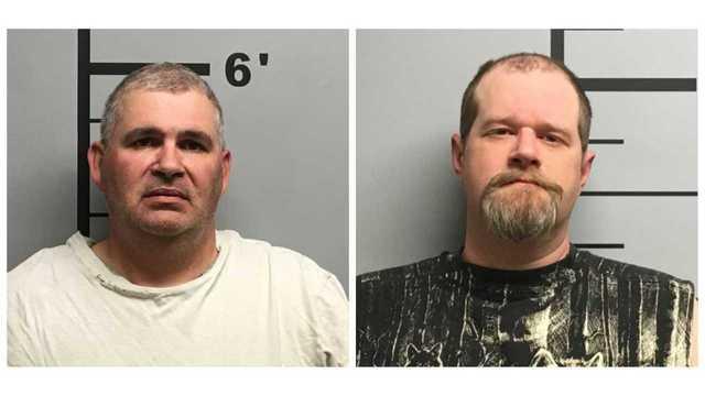 Two Arkansas men take turns wearing bulletproof to shoot each other_1554290066863.jpg.jpg