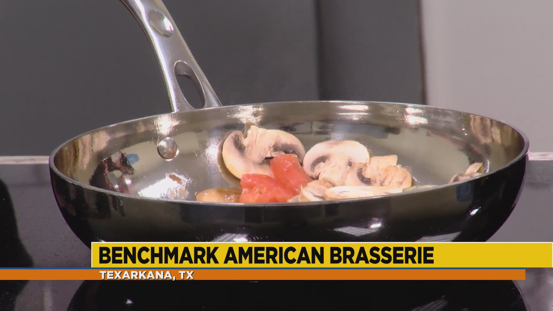 In the Kitchen with Benchmark American Brasserie