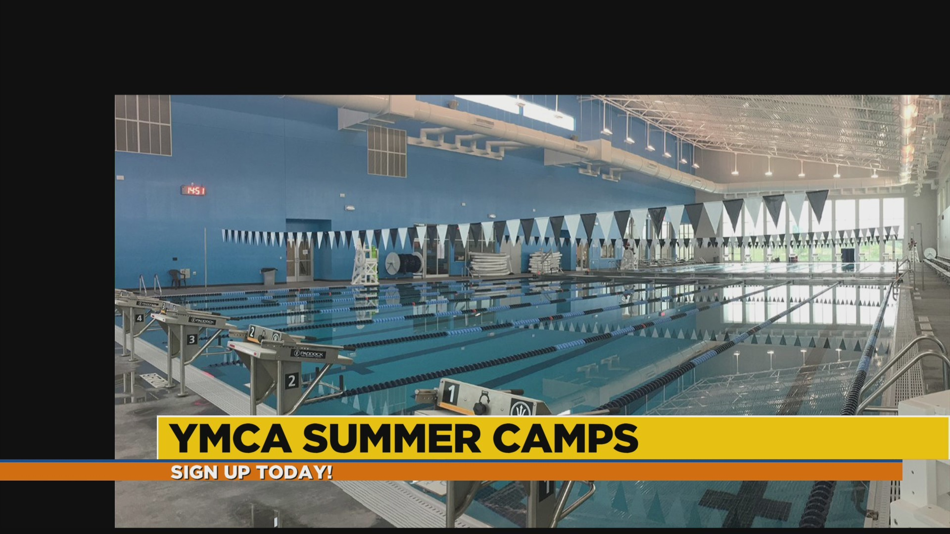 Youth Summer Camps at YMCA