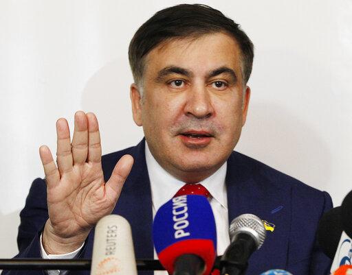 Mikheil Saakashvili