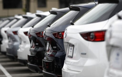 Mazda recalls over 262K vehicles to fix engine stall problem