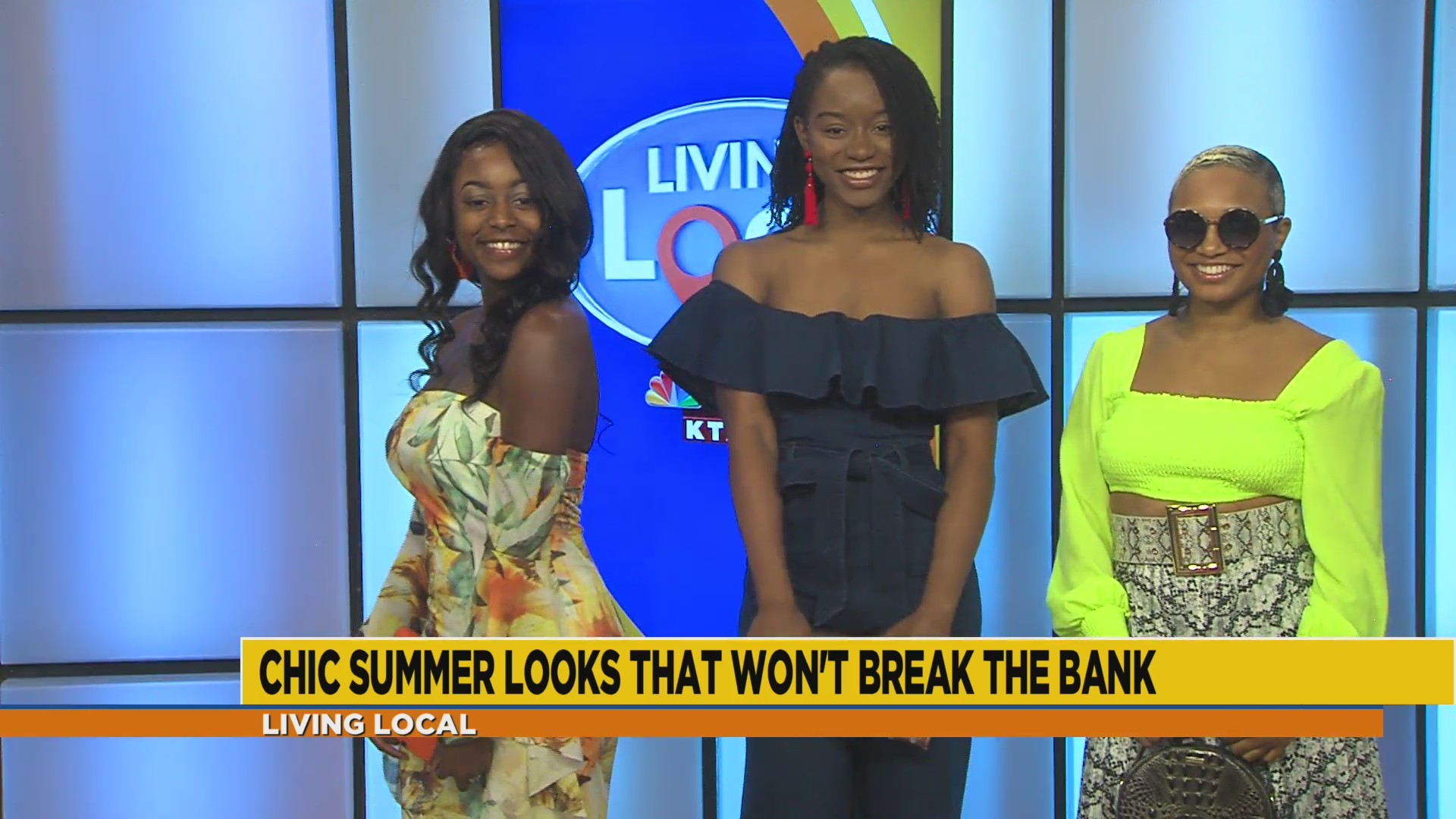 Summer Wardrobe Staples with Stylist Jaylon Rachad
