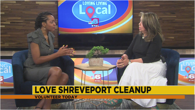Shreveport Green hosts Love Shreveport Cleanup