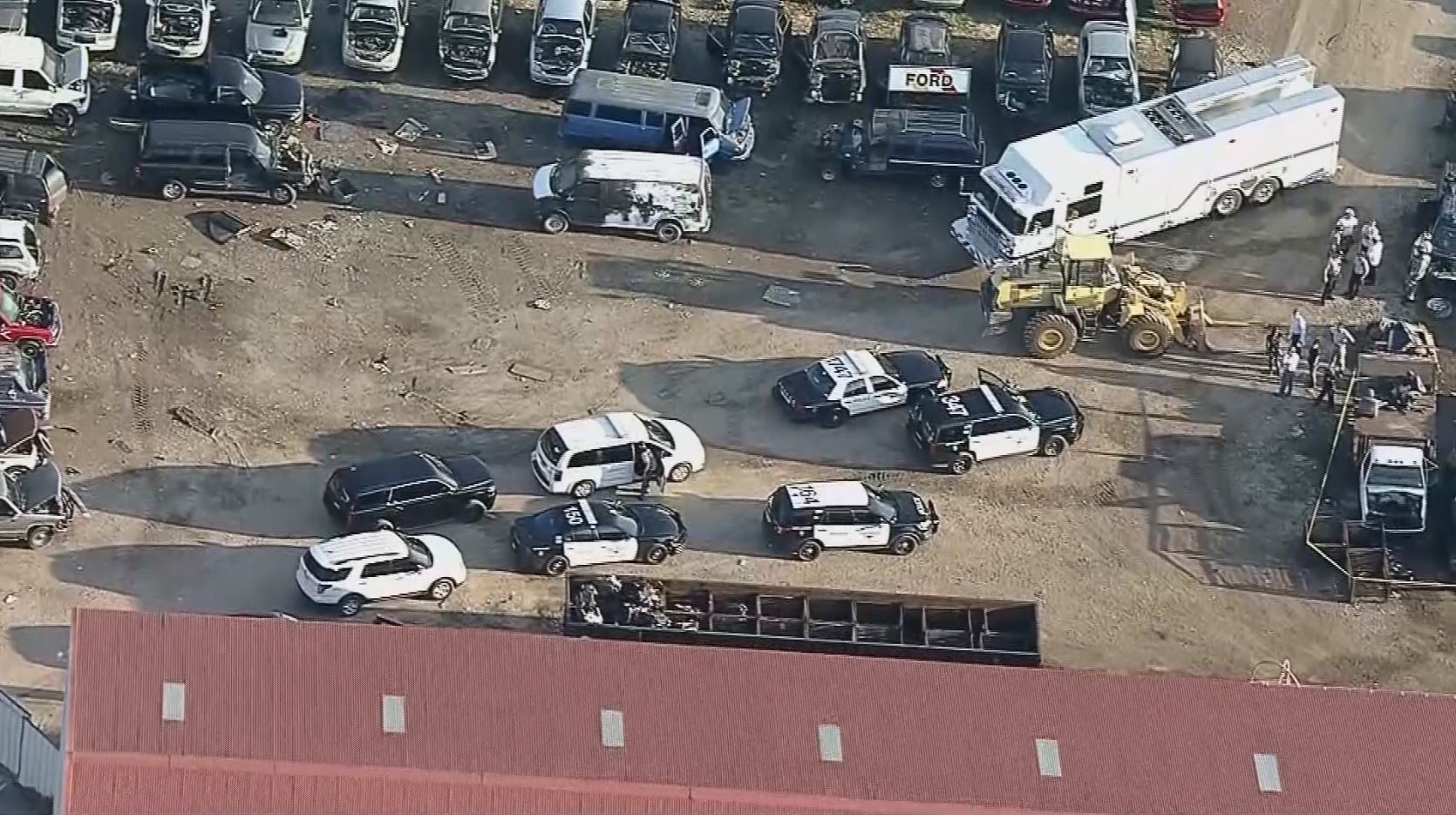 Junk Yards In Fort Worth Texas >> Texas Man Crushed To Death At Junkyard Arklatexhomepage