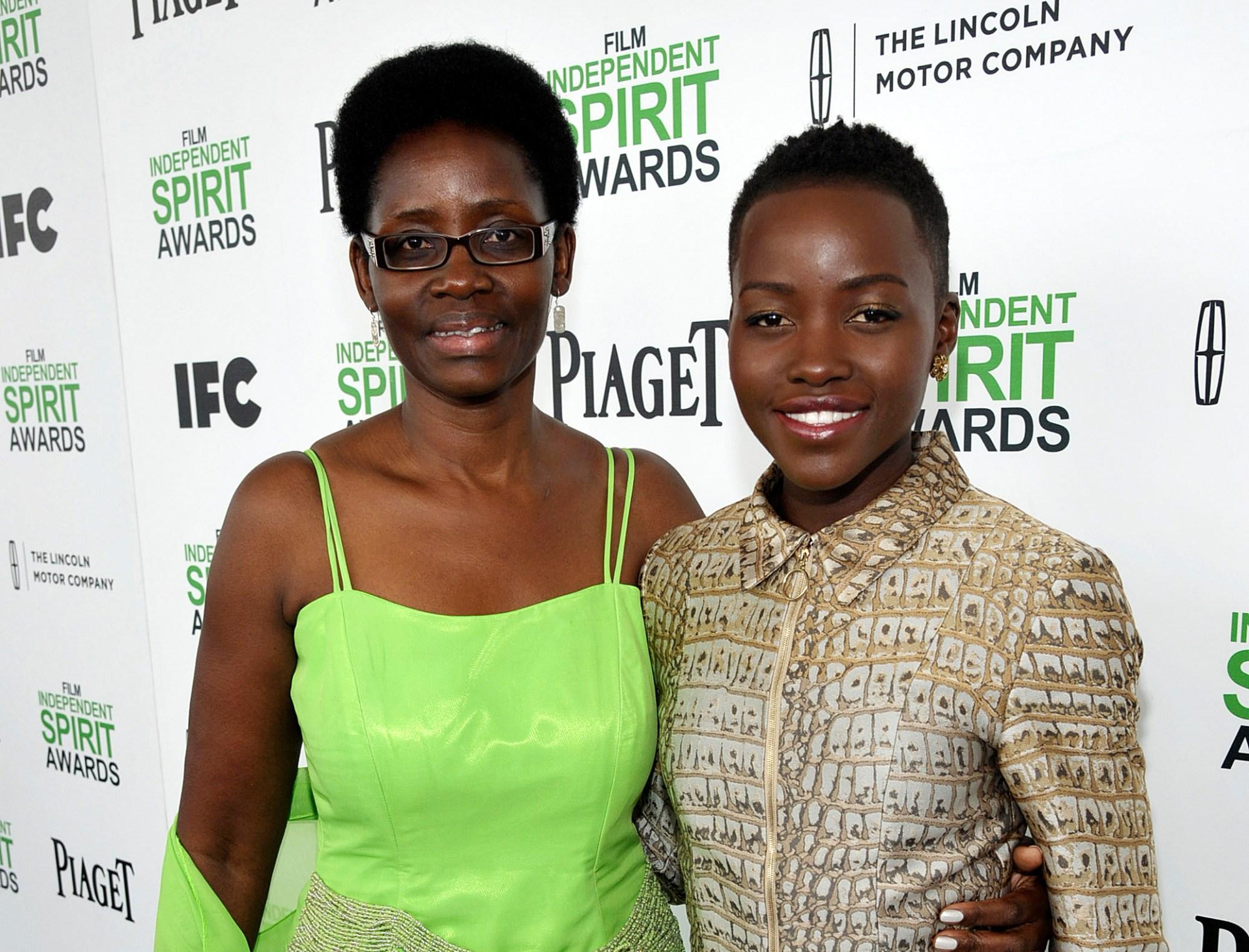 Dorothy Nyong'o, Lupita Nyong'o