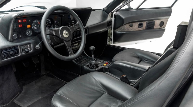 1980 BMW M1 AHG once owned by Paul Walker for sale