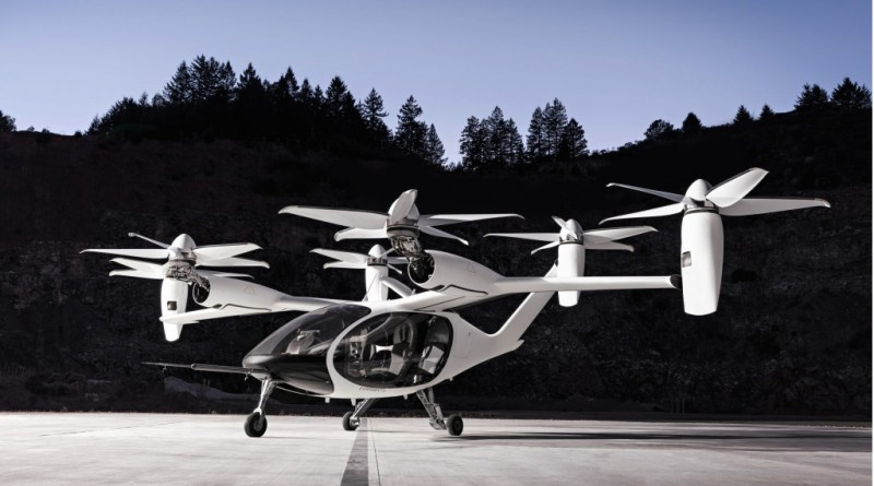 Flying taxi startup Joby Aviation to go public via SPAC deal