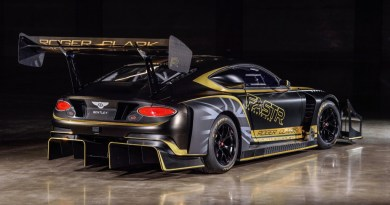 Will renewable fuel power Bentley to a Pikes Peak hat trick?