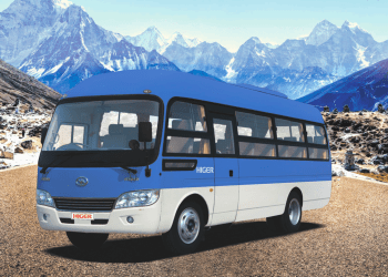 Hige Bus Nepal 27 seater