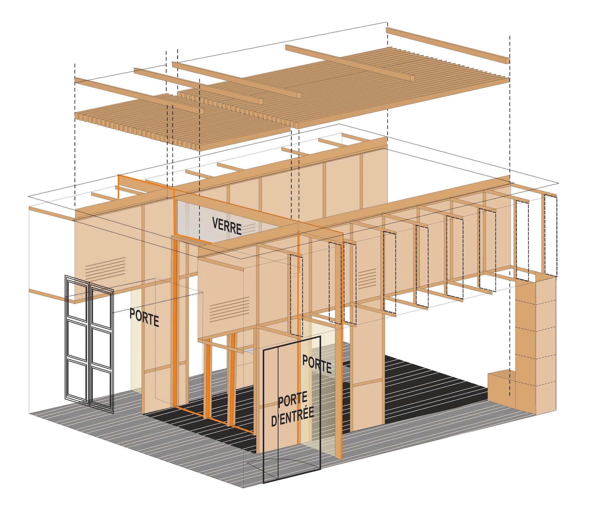 rà novation locaux professionnels à arles architecte eric bachy