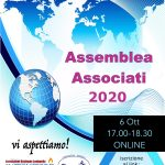 6 Ott. ASSEMBLEA annuale soci ARLI 2020