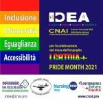 Nel mese di giugno si celebra ufficialmente l'orgoglio della comunità LGBTQIA+