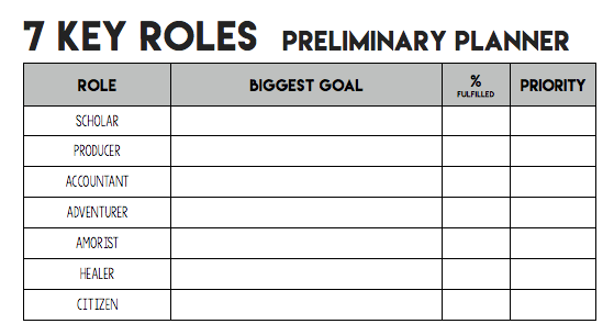 role planner 1