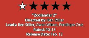 Zoolander 2 Star Graphic