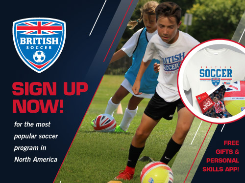 British Soccer Camps