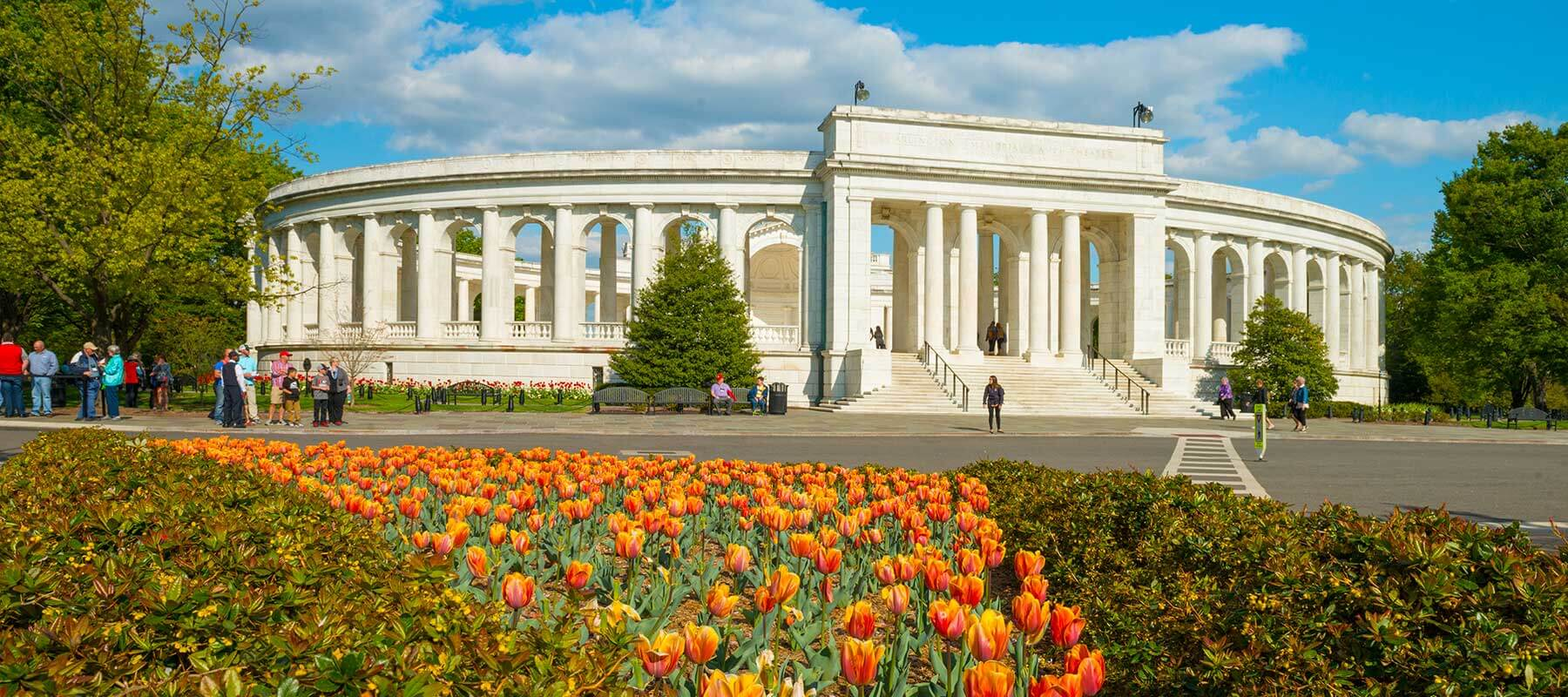 Arlington National Cemetery Tour Information
