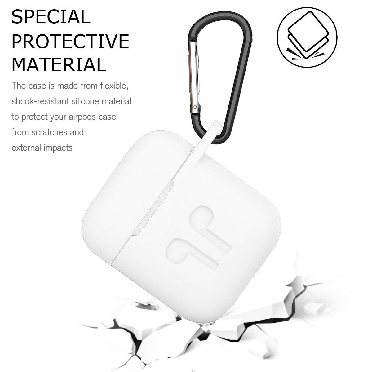 Soft Rubber Protector Cover Case Amp Ear Hook Holder For