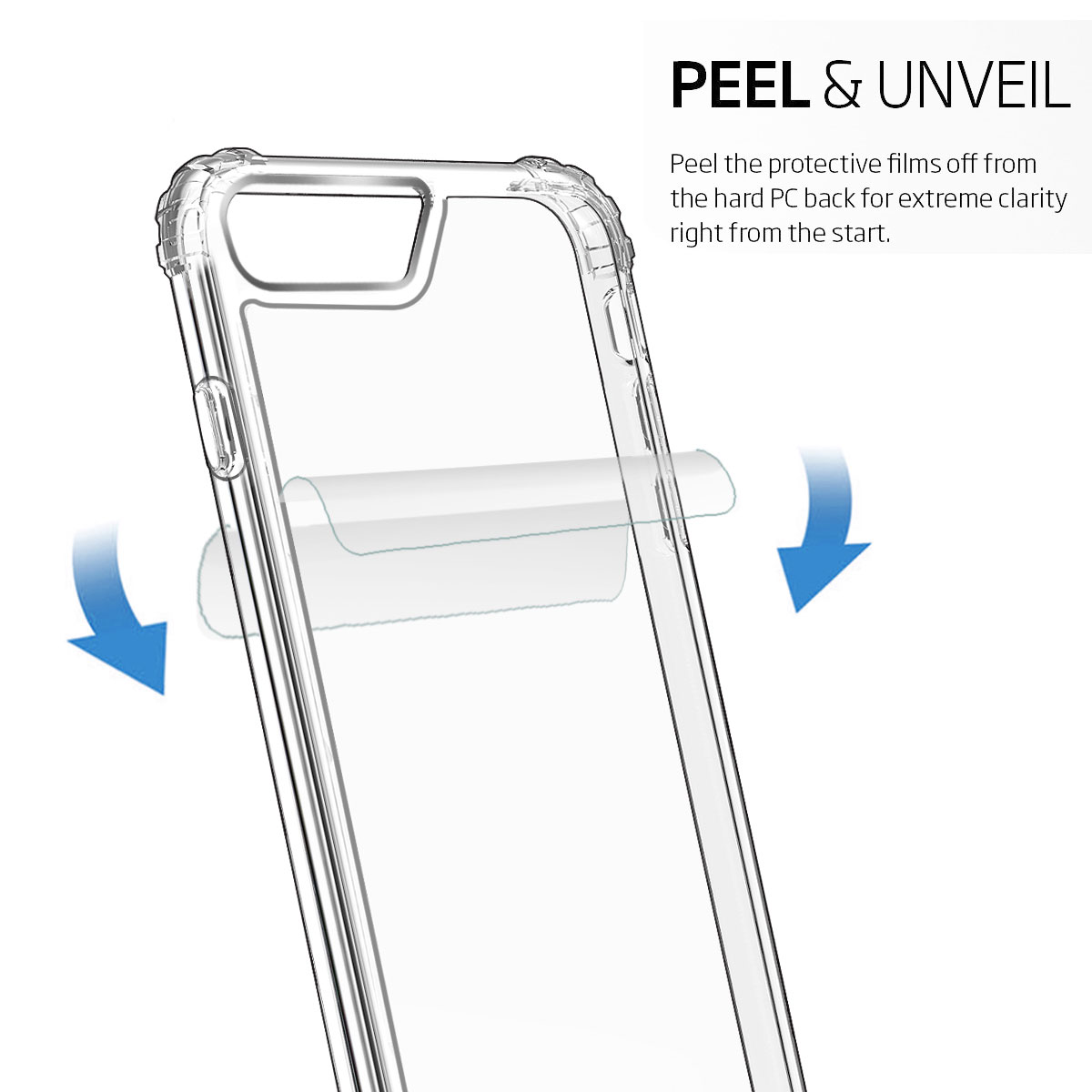 For Apple Iphone 6 6s Plus Case Shockproof Hybrid Heavy