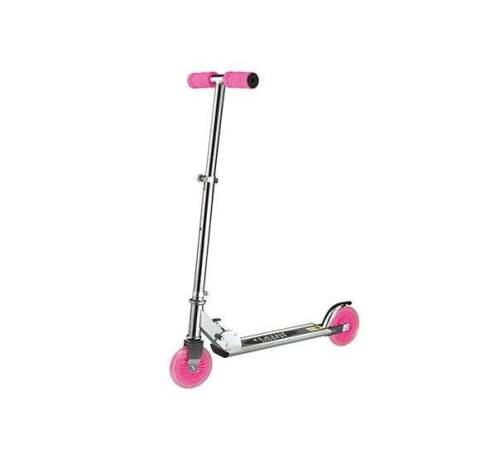 Step Scooter Aluminium Pink 2 wielen