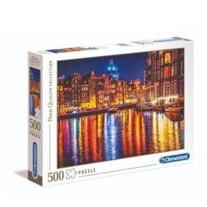 Puzzel Amsterdam Clementoni