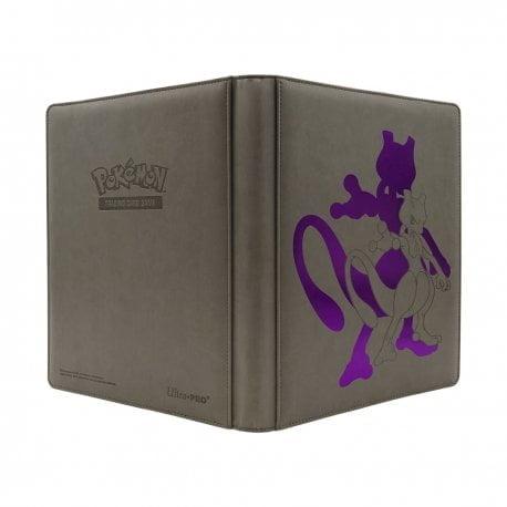 Pokemon Pro Binder Mewtwo 9 Pocket aanbieding