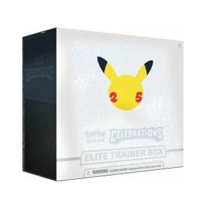 Elite Trainer Box - Celebrations - Pokémon TCG
