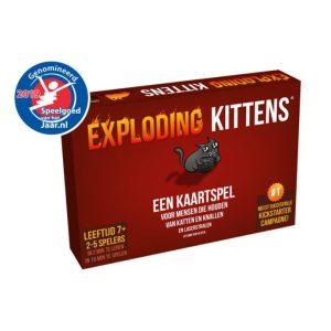 Exploding Kittens NL nederlandstalig