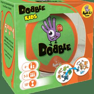 Dobble Kids NL dobbelspel