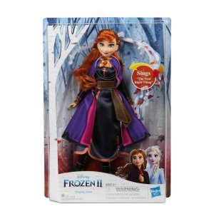 Hasbro Disney Frozen II zingende Anna