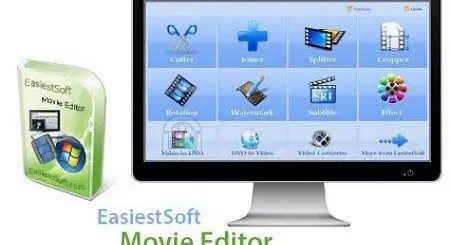 EasiestSoft Movie Editor 5.1.0 DC