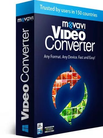 Movavi Video Converter 17.3.0 Multilingual + Patch