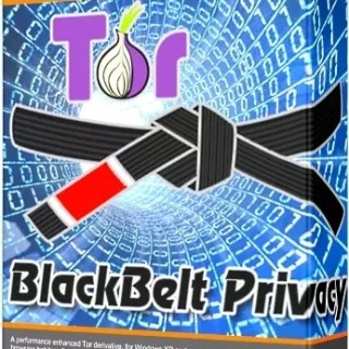BlackBelt Privacy Tor + WASTE + VoIP 6.2017.12 Stable