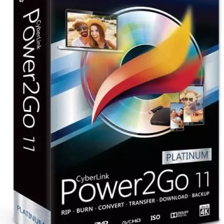 CyberLink Power2Go Platinum 11.0.2330.0 + Portable {Latest}