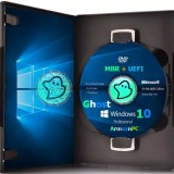 Ghost Windows 10 Fall Creator 1709 - No Soft, Fast, Smooth, Lightweight 2018 by Lehait