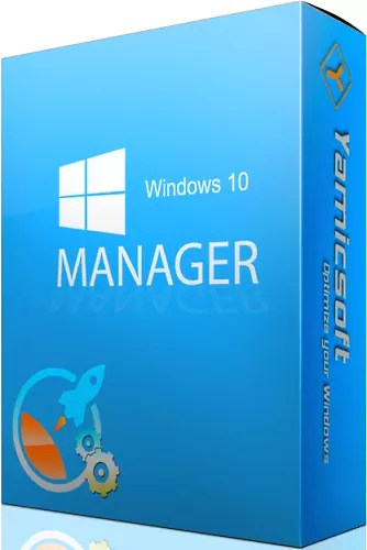 Windows 10 Manager 2.3.1 !{Latest}