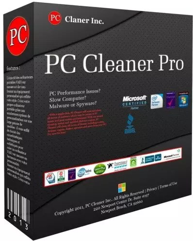 PC Cleaner Pro 2018 14.0.18.6.11