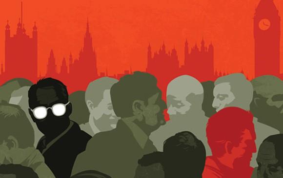 Illustration Mercredi - Visuel La Taupe par Matt Taylor