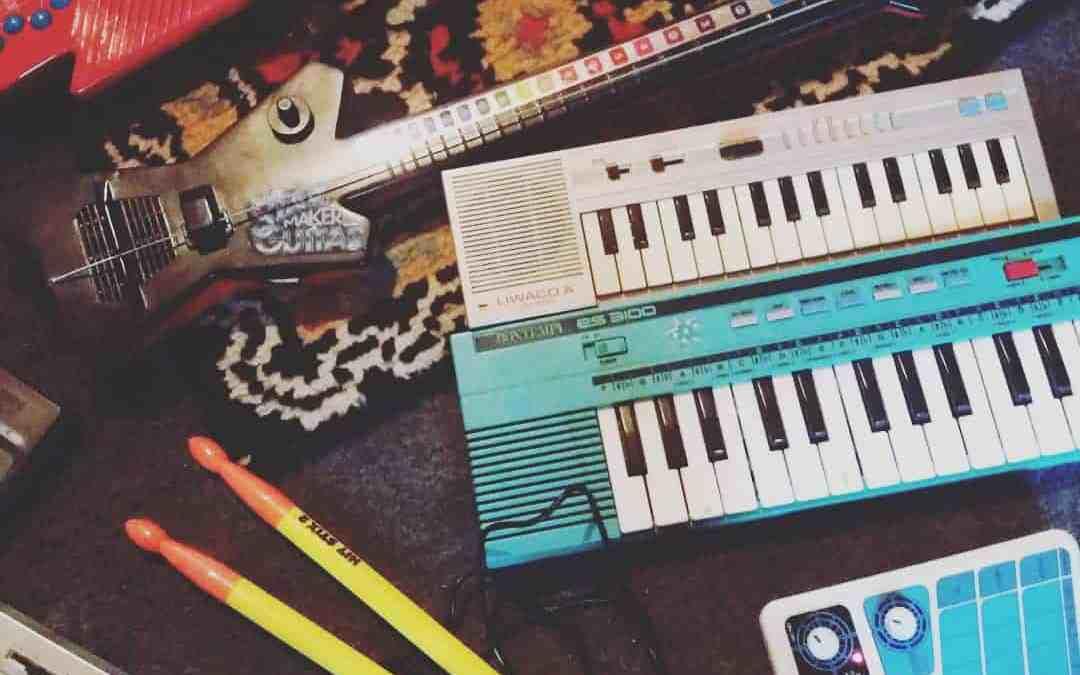 Photo instruments de musique - Chapi Chapo