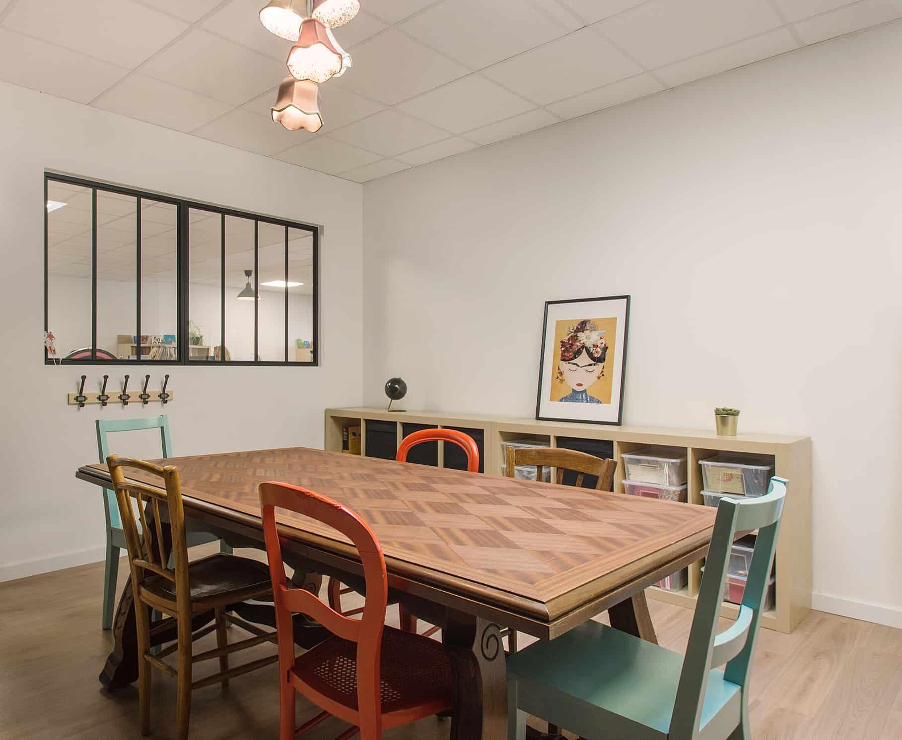 Photo salle de réunion informelle - La Casba
