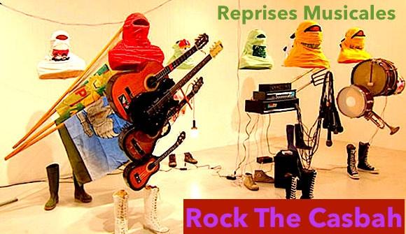 Illustration Mercredi - Rock the Casbah