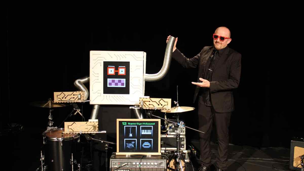 Rotor Jambreks et son Robot