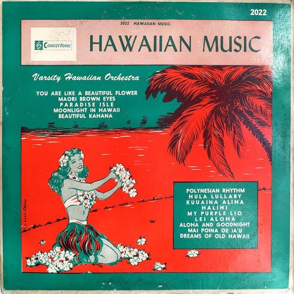 Visuel Mercredi - Hawaiian Pistoleros
