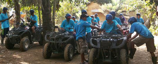 Outing di Bali LTP 25062016