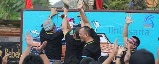Gathering Bali Armada Adventure
