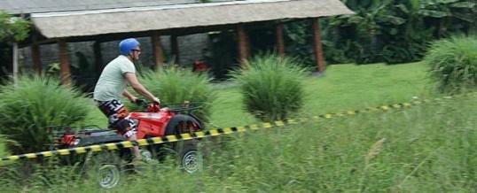 ATV di Bali - Badung Adventure
