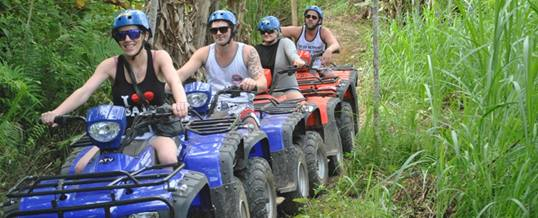 ATV di Bali - Bali Taro Adventure Trip