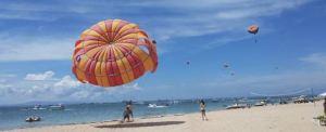 Outbound di Bali Pantai Tanjung Benoa PS