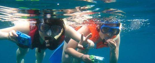 Outbound di Bali Pantai Tanjung Benoa SK