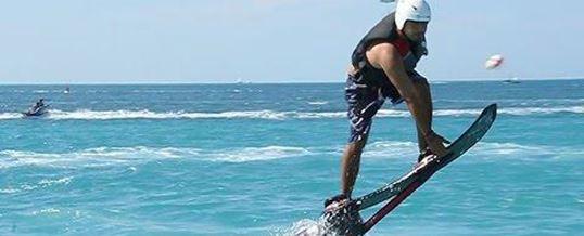Hover Board Tanjung Benoa Bali
