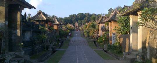 Outbound di Bali Desa Tradisional Penglipuran FI 2016